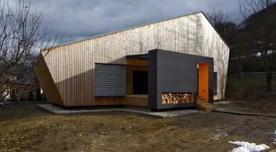 Víkendový dom v Nosiciach 4
