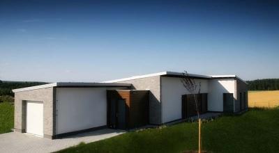 Nízkoenergetický dom Hector 1