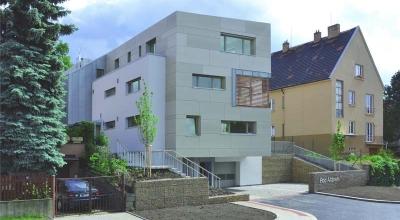 Energeticky pasívna bytová vila Pod Altánem v Prahe – Strašniciach 2