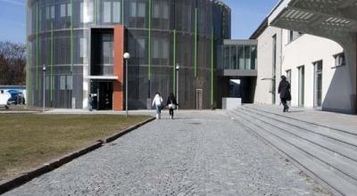 Univerzitná knižnica UKF v Nitre – II. etapa 1