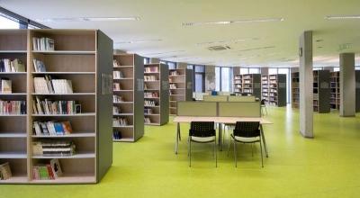 Univerzitná knižnica UKF v Nitre – II. etapa 5