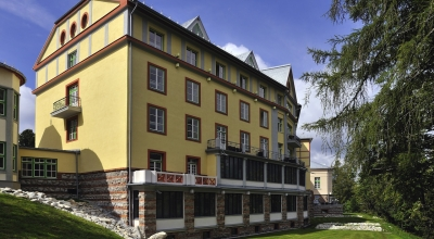Grand Hotel Kempinski High Tatras 2