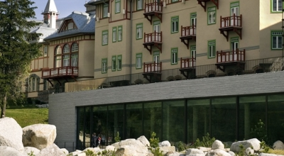 Grand Hotel Kempinski High Tatras 6