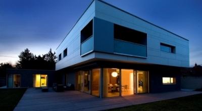 Nizkoenergeticka stavba rodinneho domu v Prievidzi
