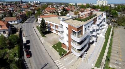 Zelene atrium prva pasivna bytova stavba na Slovensku