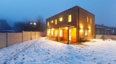 Nulový dom - rodinný dom Stará Kremnička