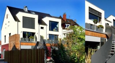 Rodinný dom v Mannheime, Nemecko