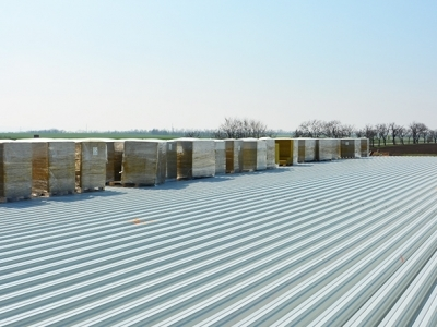 Ploché strechy s vysokou požiarnou odolnosťou