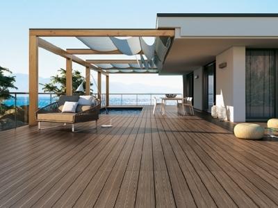 Pochôdzne ploché strechy a terasy
