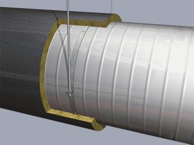 Potrubia pre odvod dymu a tepla