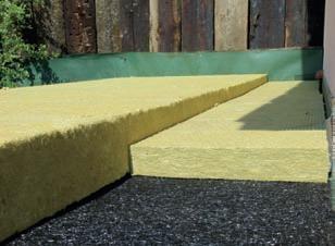 Akumulačná vrstva zelenej strechy