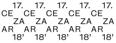 cezaar 2018 logo