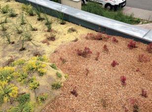 Garáž stačí zasypať slabou vrstvou zeminy