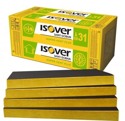 ISOVER SUPER-VENT PLUS s ciernym polepom