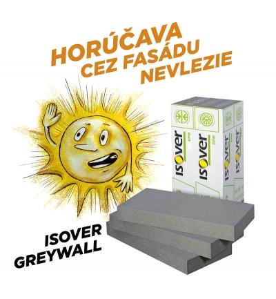 Izolacia ISOVER GREYWALL horucava fasada
