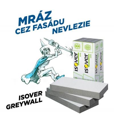 Greywall mraz fasada
