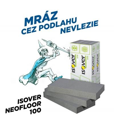 Izolacia EPS NEOFLOOR 100 mraz podlaha