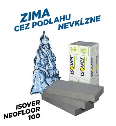 Izolacia EPS NEOFLOOR 100 zima podlaha