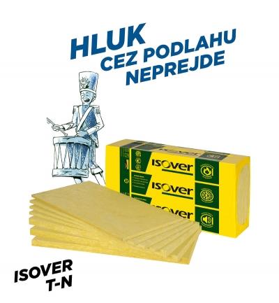 Izolacia ISOVER T-N hluk podlaha