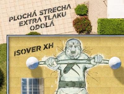 ISOVER XH plocha strecha extra tlaku odola
