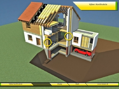 CAD detaily zateplenia pre nizkoenergeticke a pasivne domy