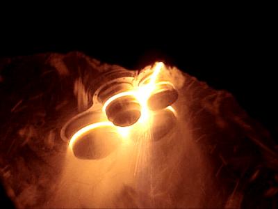Tavenie kamennej vlny v peci
