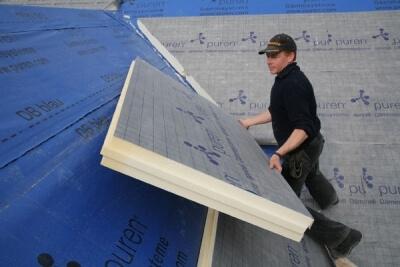 Zateplenie strechy montáž