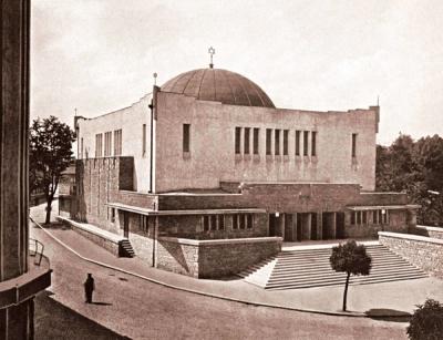 Rekonstrukcia Neologickej Synagogy v Ziline