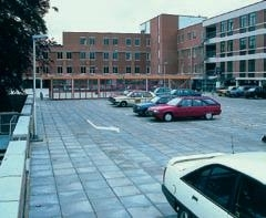 Zateplenie plochej strechy s pouzitim ako parkovisko