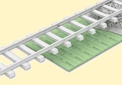Ochrana proti mrazu v cestnom a železničnom staviteľstve
