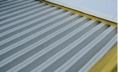 Postup vytvorenia ľahkej požiarne odolnej plochej strechy 05