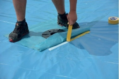 Rekonštrukcia strechy postup