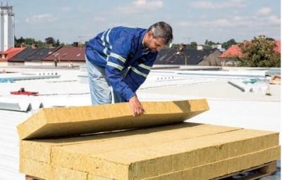 Postup vytvorenia ľahkej požiarne odolnej plochej strechy 19
