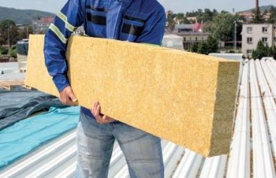 Postup vytvorenia ľahkej požiarne odolnej plochej strechy 20