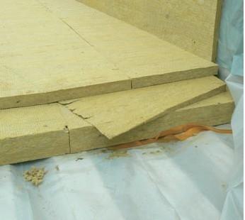 Postup vytvorenia ľahkej požiarne odolnej plochej strechy 26