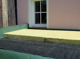 Vegetačná vrstva zelenej strechy