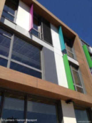 Zateplena fasada domu