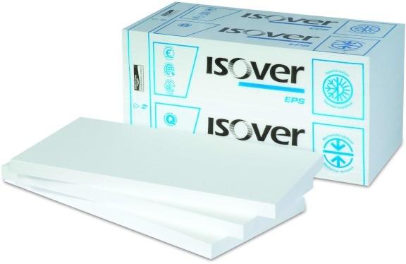 Biely fasadny zateplovaci polystyren ISOVER EPS 70F