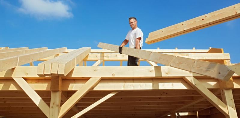 Montovane rodinne domy z dreva