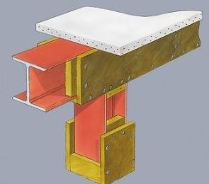 Protipoziarna ochrana ocelovych nosnych konstrukcii