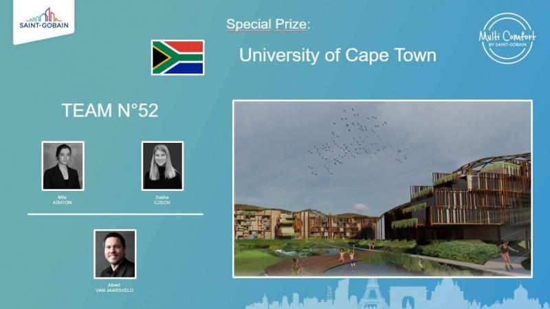 Multi-Comfort Students Contest 2021 specialna cena
