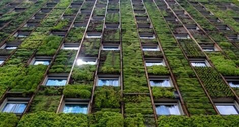 Udrzatelne ekologicke mesto