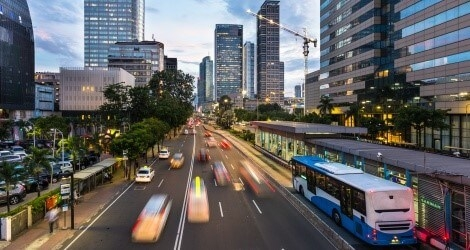 Udrzatelne mesto dopravne prostriedky