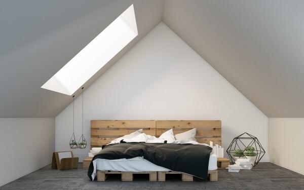 Zateplenie podkrovia so sikmou strechou