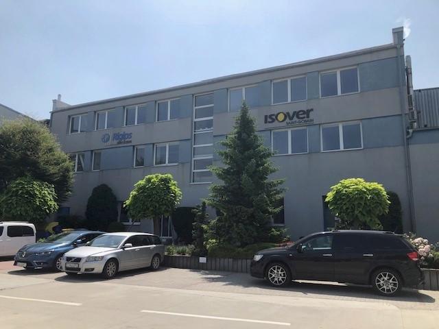 Výrobný závod EPS v Trnave, kde sa vyrába polystyrén.