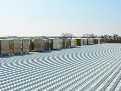 Ploche strechy s vysokou poziarnou odolnostou