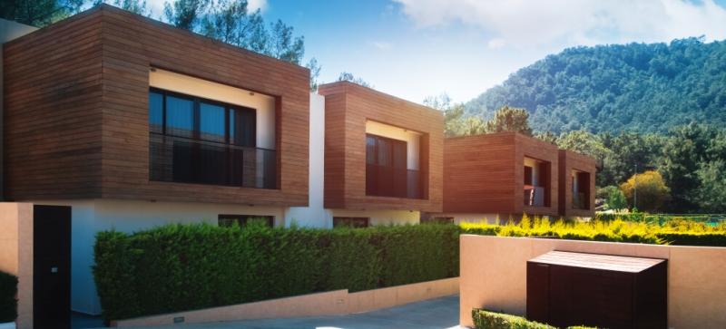 Drevene domy ako eko domy