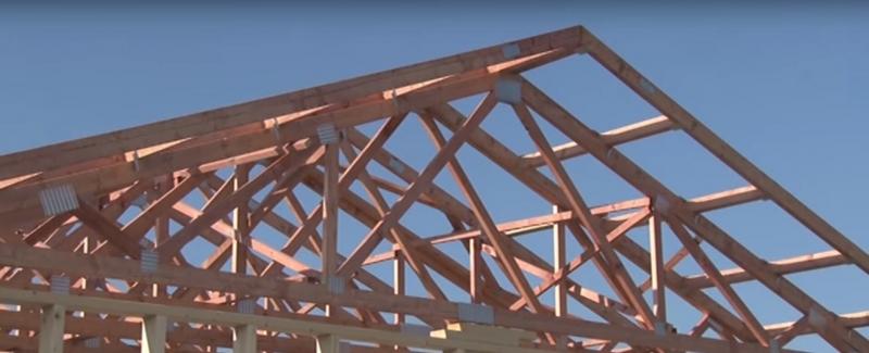 Konstrukcia drevostavby energeticky usporneho drevodomu