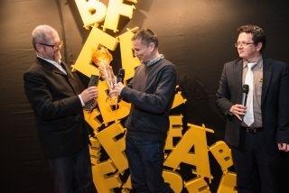 Odovzdavanie cien BEFFA'14