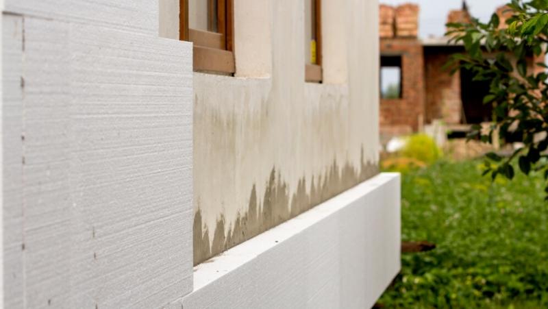 Zateplenie fasadnym polystyrenom EPS 70F